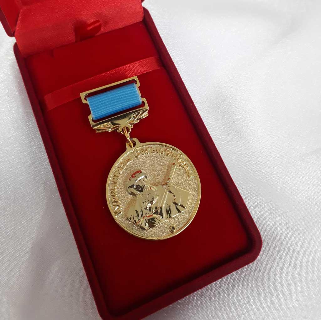Изготовление нагрудных медалей