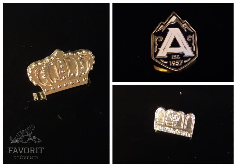 Изготовление логотипа из металла
