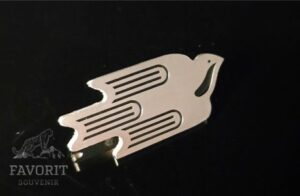 Значки на одежду металлические