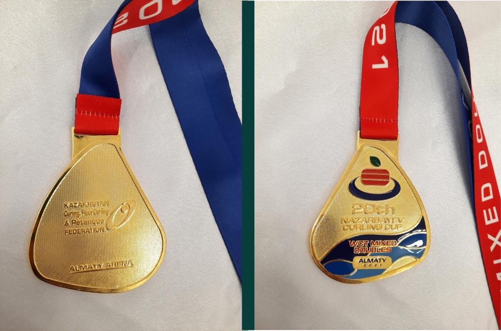 Купить медали спортивные